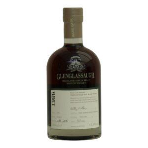 Glenglassaugh 1986 - 30 y.o cask 1393 42,6%