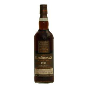 GlenDronach 1990 Cask 1014 · 27 y.o. 50,9% batch16