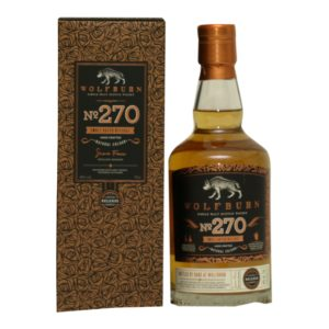 Wolfburn batch no. 270 - 46%