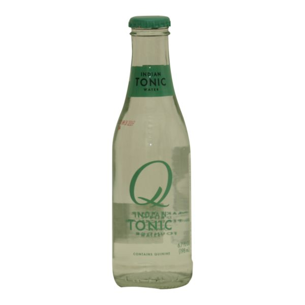Q Indian Tonic Water - 195 ml.