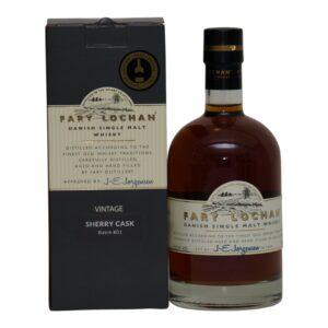 Fary Lochan sherry cask batch 1 - 52,5% 50 cl.