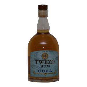 TwezoCuba  Rum 40%