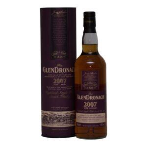 GlenDronach 2007 DK only · 11 y.o. 46%