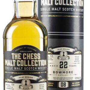 Bowmore· 22 y. o. 52,9% Chess Malt no.5