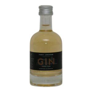 Fary Lochan Sherry cask Gin 5 cl. 38%