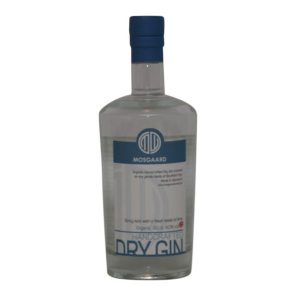 Mosgaard Dry Gin 40% 50 cl.