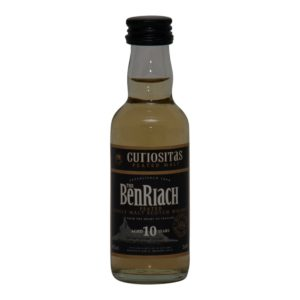 BenRiach Curiositas Peated 10 y.o. 46% - 5 cl.