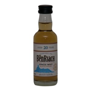 BenRiach 20 y.o. 44% - 5 cl.