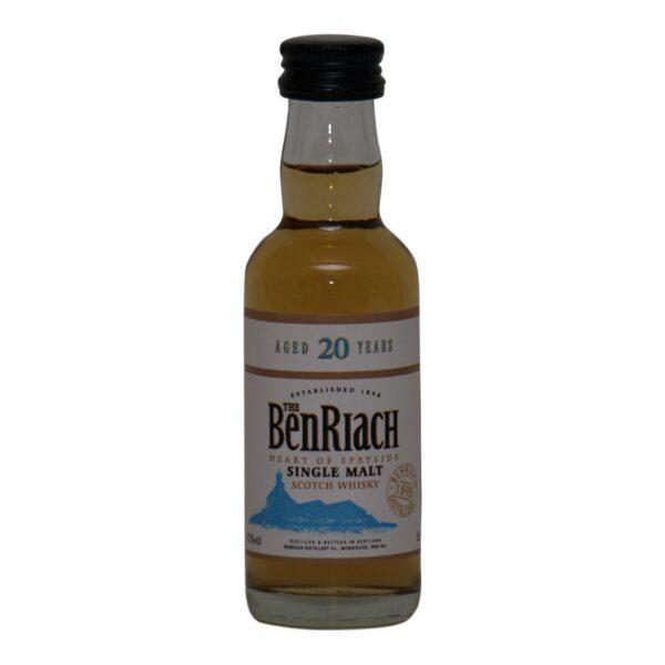 BenRiach 20 y.o. 44% - 5 cl.