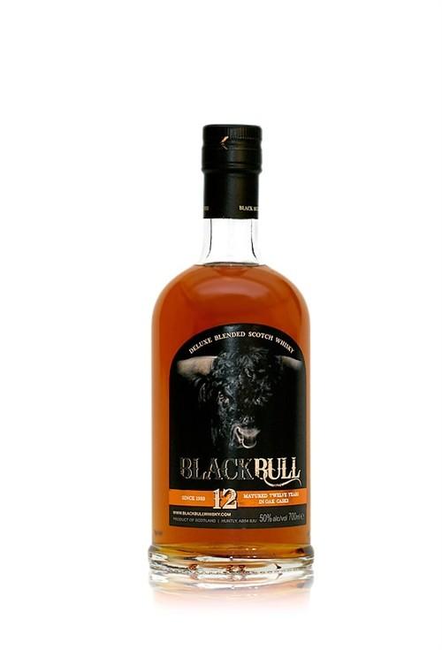 Black Bull 12 y.o. 50%