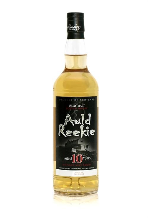 Auld Reekie 10 y.o. 46%