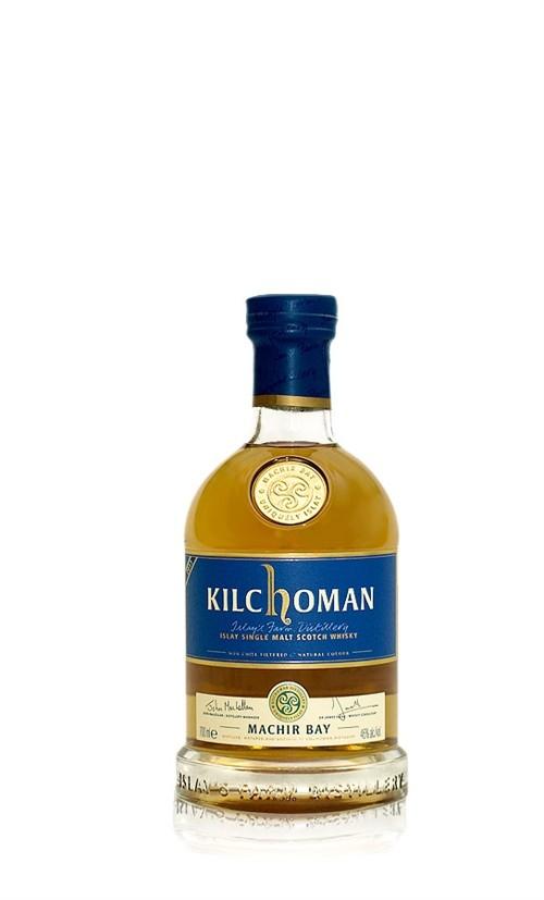 Kilchoman Machir Bay 2013 · 46%