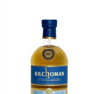 Kilchoman Vintage 2007 · 46%