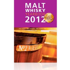 Malt Whisky Yearbook 2012 - Førpris kr. 175,-
