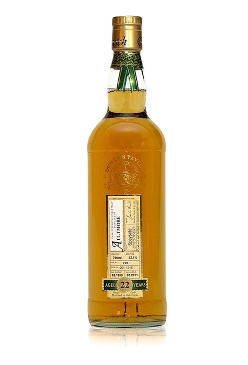 Aultmore Rare Auld 1989 · 22 y.o. 52,1%